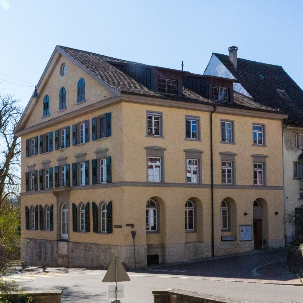 Kirchgemeindehaus
